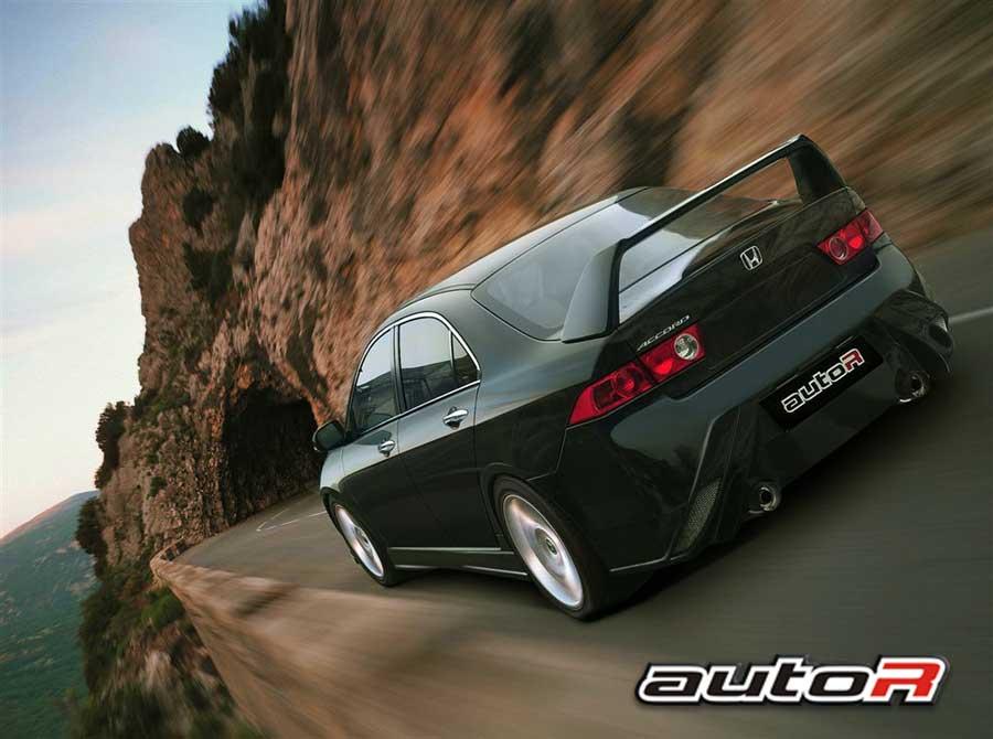 Bertucci SLN100G Spoiler Tuning Rear